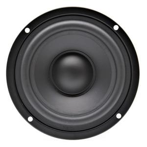 "Image 4 - DIY AUDIO HIFI 4.5 inch 4"" Pure Midrange speaker Unit  8OHM 80W Loudspeaker E 4019 Metal fully Sealed Alto Speaker MID Units"