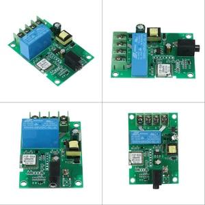 Image 2 - EWeLink TH 16 Smart Wifi Schakelaar Monitoring Temperatuur Draadloze Domotica Kit met Waterdichte DS18B20 Temperatuur Sensor