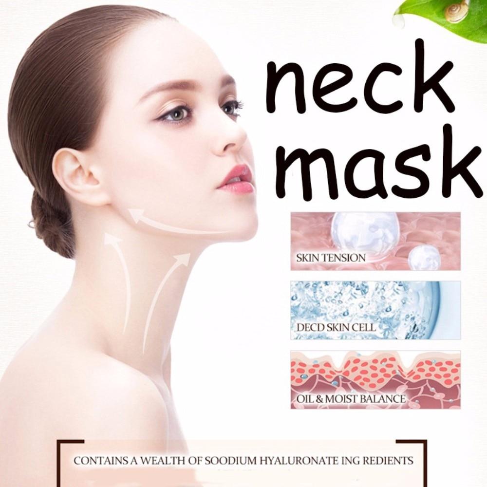 1pc Anti Aging Neck Mask Anti Wrinkle Care Whitening Nourishing Moisturing Best Neck Cream /Tighten /Lift /Firming TSLM1
