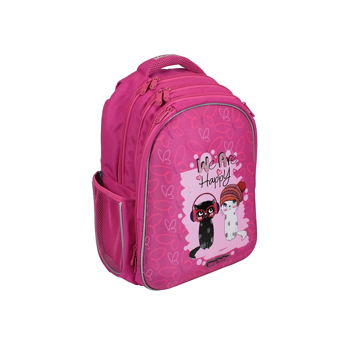 School Bags MAGTALLER 8316060 schoolbag backpack orthopedic bag for boy and girl animals flowers tbone 15inch laptop backpack external usb charge computer backpacks anti theft waterproof bags for men women school bag