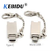 Memory-Card-Reader-Adapter Computer Laptop Keychain-Type Micro-Usb Kebidu Mini OTG