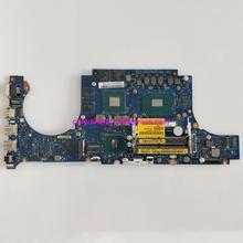 Véritable RJ4MM 0RJ4MM CN 0RJ4MM BCV00 LA D991P I5 6300HQ N16P GX A2 Carte Mère Dordinateur Portable pour Dell Inspiron 7566 PC portable