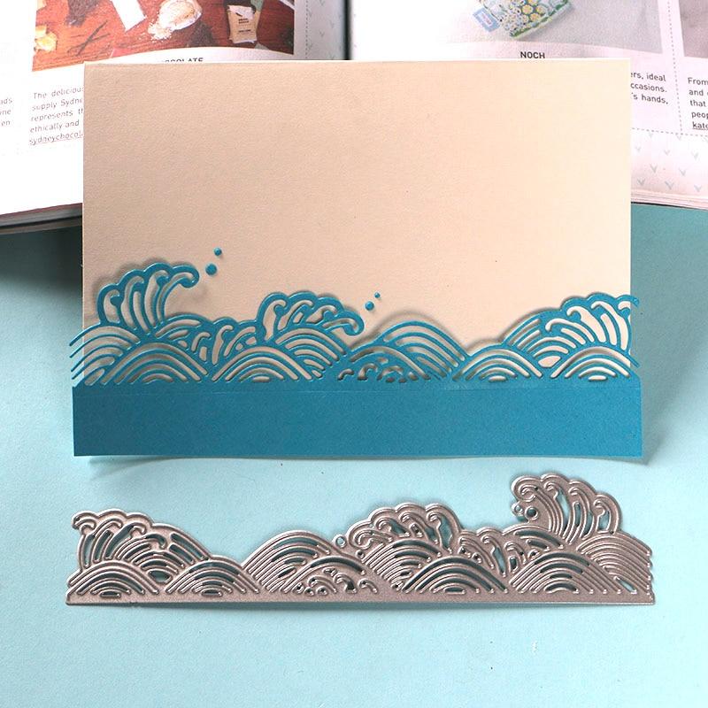 Reef Builder Cutting Dies Sea Shelf Dies Sea Plants DIY Paper Craft Scrapbooking
