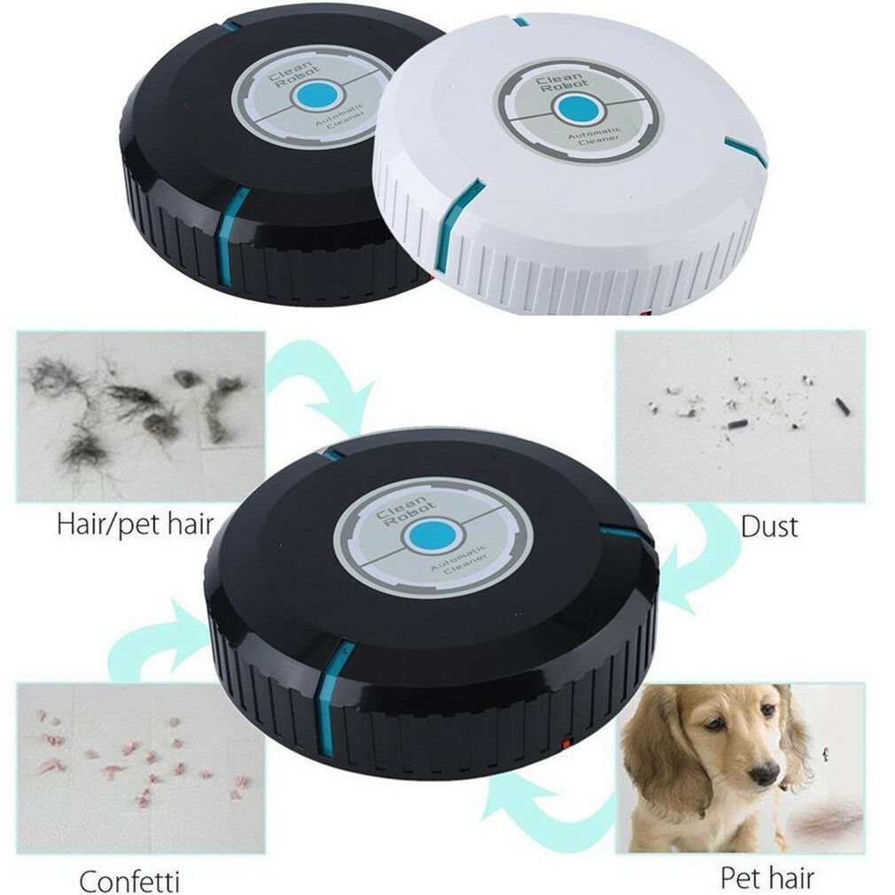Clean Robot Smart Robot Vacuum Cleaner Automatic Multi-Surface Cleaner orologio delle forze speciali