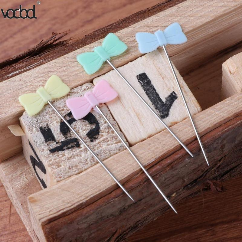 Corsage Needle Diy Patchwork Sewing Pins Fixed Position Craft Tool Hand Sewing Quilting Fixed Positioning Pins