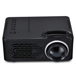 RD - 814 Portable LED Mini Projector Multimedia for Photo Music Movie Text Home Theater Projectors beamer projecteur