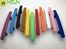 5 Colorful Knob Drawer Pulls Cabinet Door Handle Dresser Pull Handles Kids Blue Orange Yellow Red Pink Black Brown Green 128 centrifuge tubes test tube rack polypropylene blue green pink yellow orange pack of 5 pcs
