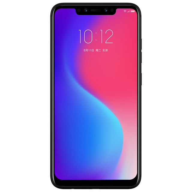 Lenovo S5 Pro 4G Smartphone 6.2'' ZUI10 ( Android 8.1 ) Qualcomm Snapdragon 636 Octa Core 1.8GHz 6GB 64GB Fingerprint 3500mAh 2