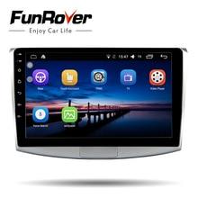 Funrover Штатное Головное устройство For Volkswagen Passat 7 2010-2015 GPS Android 8.0 aвтомагнитола магнитола автомагнитолы Андроид для Фольксваген Пассат 7 B7 аксессуары штатная магнитола автомобильная мультимедиа BT