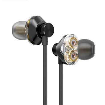 For Havit Sport Bluetooth Headset Wireless Running Stereo HiFi Noise Cancelling Subwoofer Binaural Earbuds In Ear Earphones