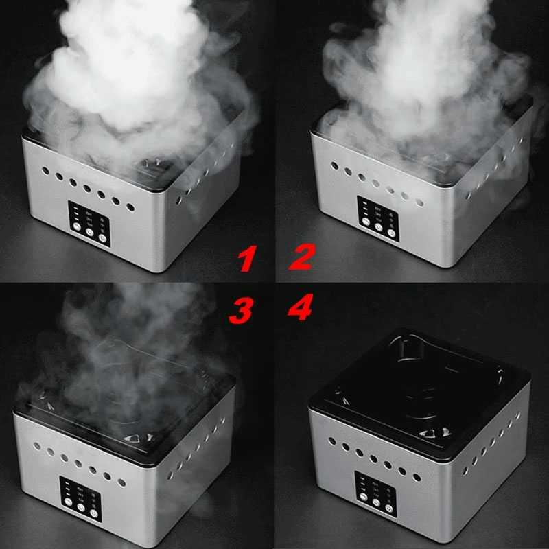 8000Mah バッテリ駆動セラミックマイナスイオン灰皿空気清浄機 4 葉巻ホルダー灰スロット削除受動喫煙