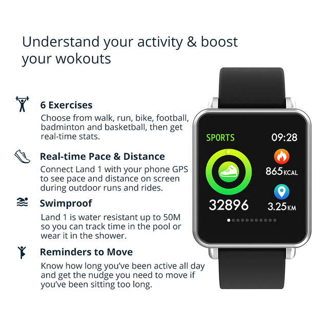 Smartwatch COLMI para Iphone e Android 3