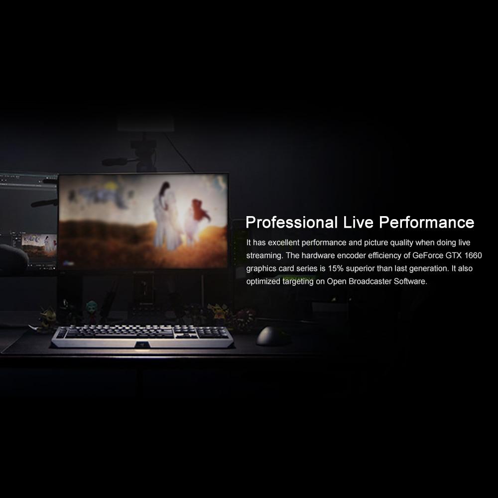 Colorful GeForce GTX 1660 Graphic Card Nvidia GPU NB 6G