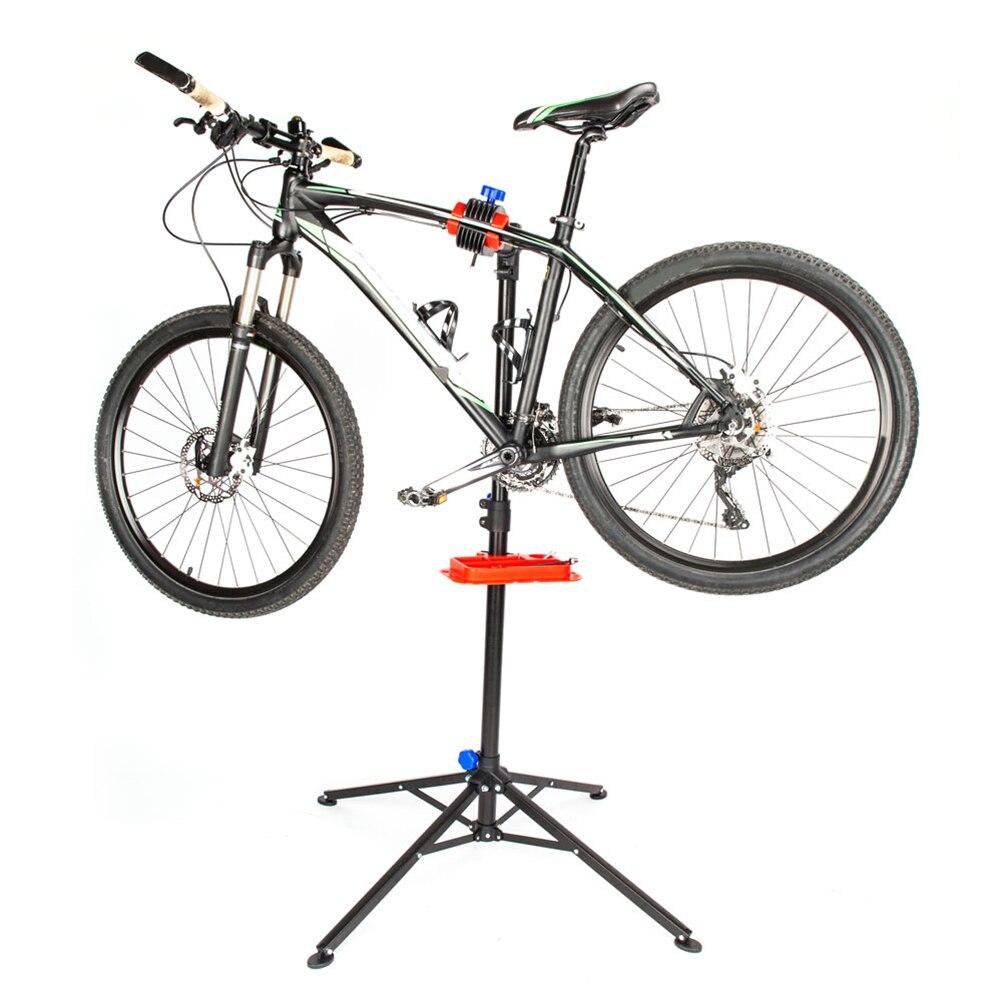 VTT support de réparation béquille ailes béquille route vélo en alliage d'aluminium