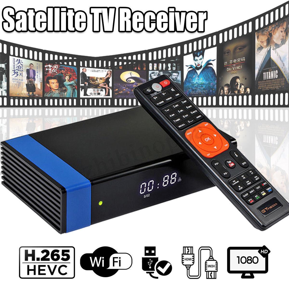 Italian IPTV S99X BOX DVB S2/T2/C Receptor Hybrid Tuner 3000 Live
