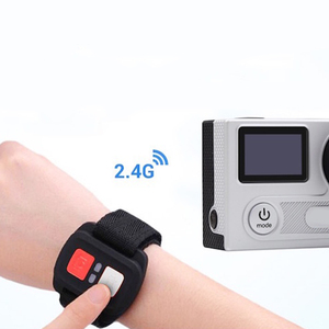 Image 4 - 2.4G dijital Video eylem kamera Ultra HD WiFi sualtı su geçirmez spor kamera kamera 170 derece geniş açı uzaktan kumanda