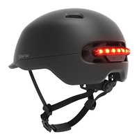 Smart4u SH50 Cycling Helmet Intelligent Back LED Light for Bike Scooter