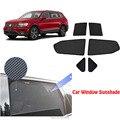 6 шт. высокого класса на заказ для Volkswagen Tiguan 2013-2018 Тип карты магнитный автомобильный занавес солнцезащитный козырек для автомобильного окна ...
