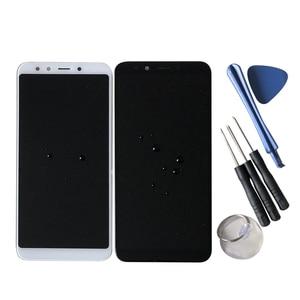 "Image 5 - Original M&Sen 5.99"" For Xiaomi Mi A2 MIA2 LCD Screen Display Touch Panel Digitizer With Frame For Mi 6X MI6X M6X Display+Tools"