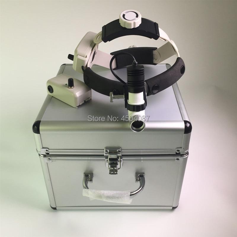 High Power Wireless 5w Led Medical Headlight Headlamp