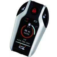 ABS Automotive Security Devices Motorbike Waterproof Anti Theft Device Remote Alarm For Auto Accessories