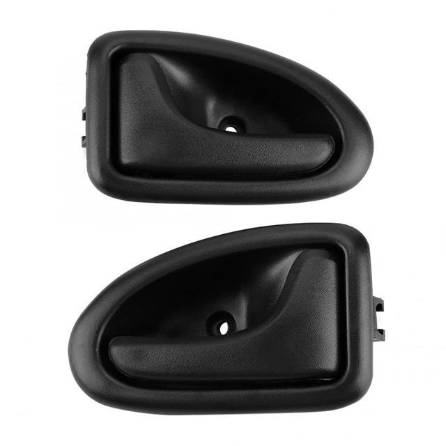 Interior Door Handle Cover 7700353282 Car ABS Interior Door Handle Cover Trim Bowl for RENAULT CLIO SCENIC TRAFIC MEGANE