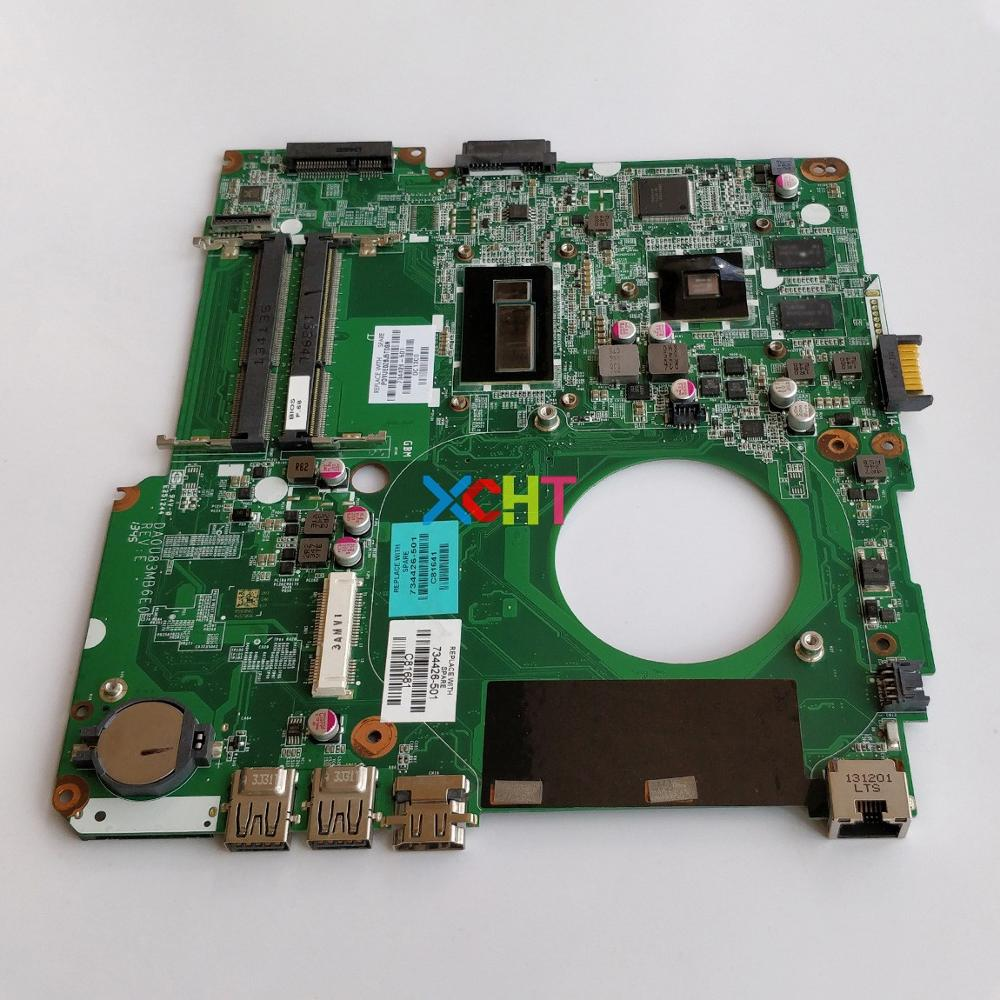Image 5 - 734426 501 734426 001 w HD8670M/2GB Graphics w i5 4200U CPU for HP Pavilion 14 n Series Laptop Motherboard Mainboard Tested-in Laptop Motherboard from Computer & Office