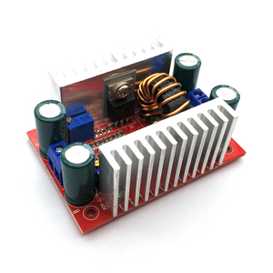 Image 3 - DC 400W 15A Step up Boost Converter Constant Current Power Supply LED Driver 8.5 50V To 10 60V Voltage Charger Step Up Module