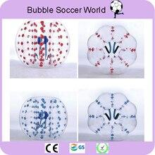 Воздушный пузырь футбольный мяч Зорб 0,8 мм ПВХ 1,2 м 1,5 м 1,7 м надувной бампербол взрослых надувной пузырь Футбол бампер мяч на продажу