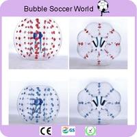 2018 Air Bubble Soccer Zorb Ball 0.8mm PVC 1.2M 1.5M 1.7m Air Bumper Ball Adult Inflatable Bubble Football Bumper Ball on Sale