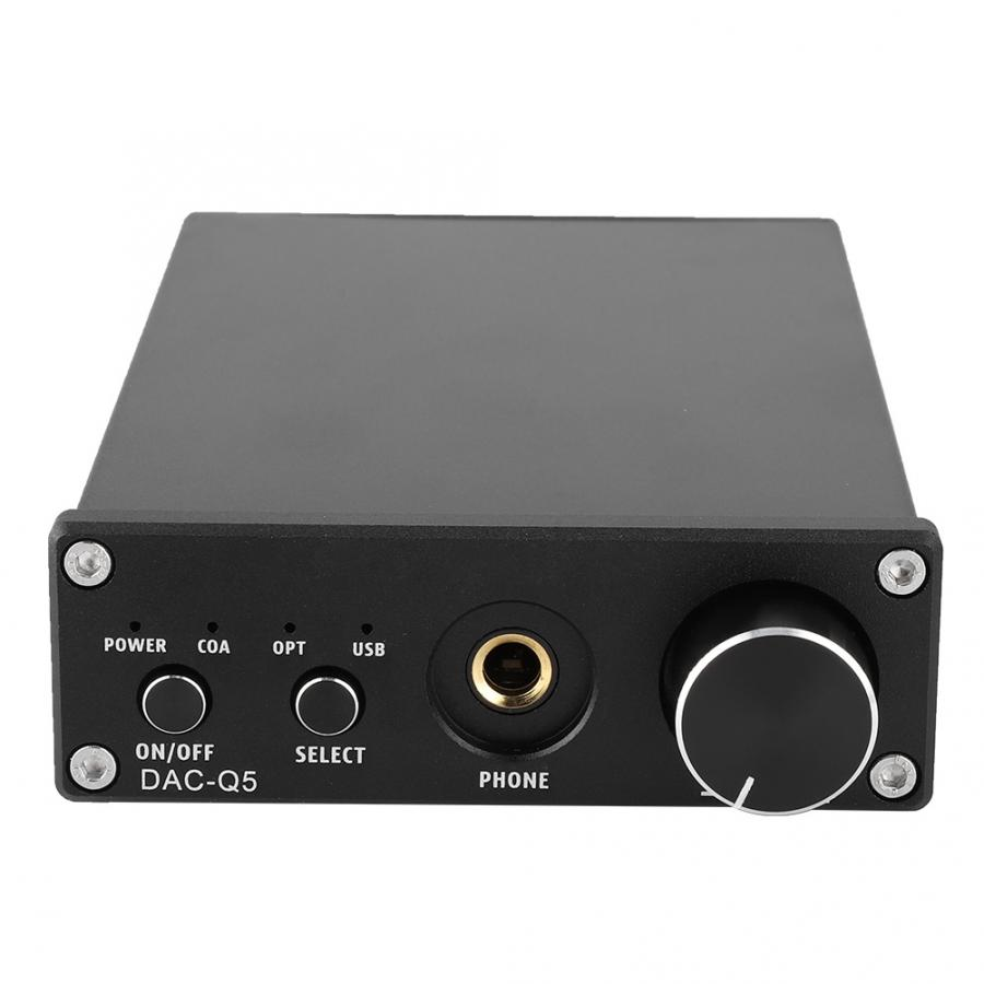 Bluetooth Amp Amplificador DAC Audio Decoder HiFi Headphone Amplifier 192K/24BIT Optical/Coaxial/USB To Analog Amplificador De Bluetooth Amp Amplificador DAC Audio Decoder HiFi Headphone Amplifier 192K/24BIT Optical/Coaxial/USB To Analog Amplificador De