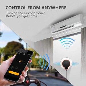 Image 5 - Wifi ir controle remoto hub 2.4g, wi fi infravermelho universal controle remoto para ar condicionado tv dvd usando tuya vida inteligente, vida inteligente