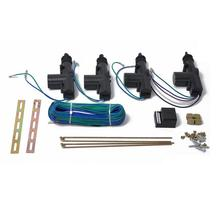 12V 4 Universal Power Door Lock Actuator Kit 2 Wires & 5 Auto Locking System Motor
