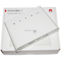 Original 150Mbps Huawei B311 B311AS 853 4G LTE CEP WiFi Network Router With VPN Function