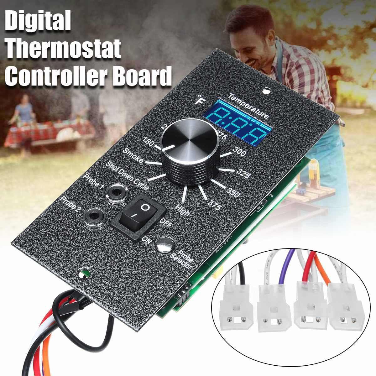 Replacement 120V Digital Temperature Controller Thermostat