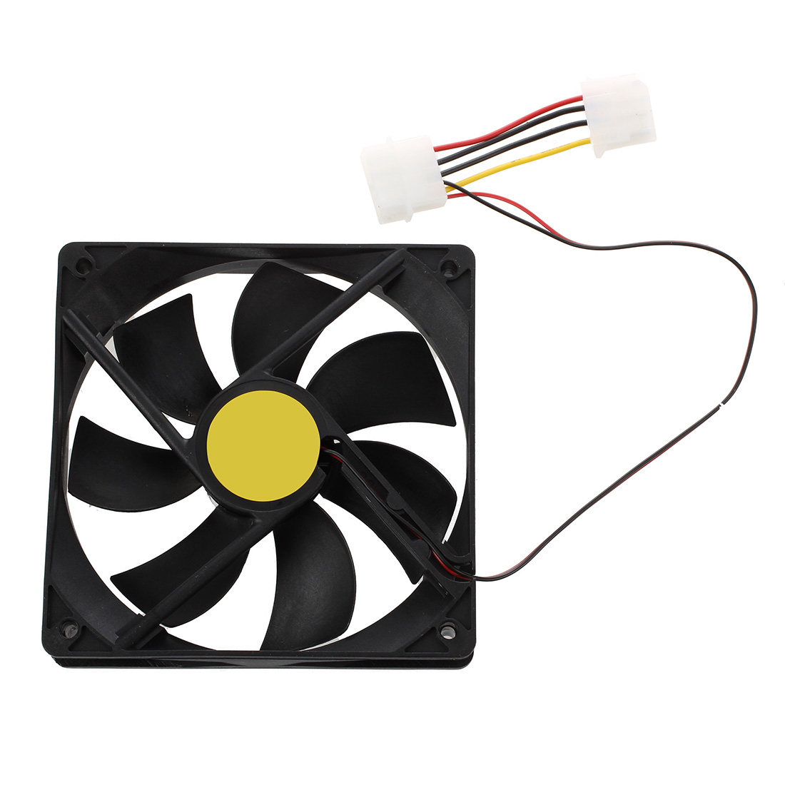 Fan 120mm X 25mm DC 24V 4Pin Sleeve Bearing Computer Case Cooling Quiet Sleeve-bearing Design Ultra Quiet MID Speed Brushless