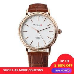 Женские Модные часы солнце круглый Кварцевые наручные часы простые повседневные кожаные часы студенческие часы женские модели распродажа