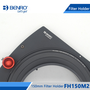 Image 3 - Benro FH150M2 Filter Holder 150mm Square Filter System ND/GND/CPL Filters Holder For Above 14mm Ultra Wide Lens Free Shipping