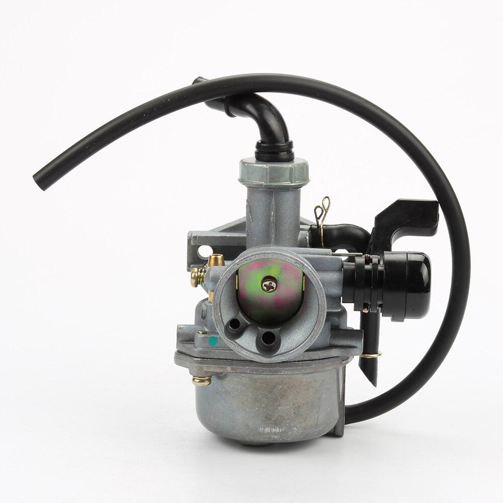 PZ19 Carb 125cc 110cc 90cc 70cc 50cc Carburetor with hand choke For Dirt bike