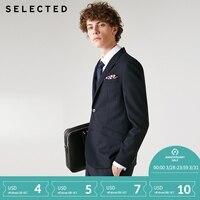 Избранный Слэйд новый стиль однотонный цветной бизнес, блейзер делового костюма куртка, T | 41835Y505