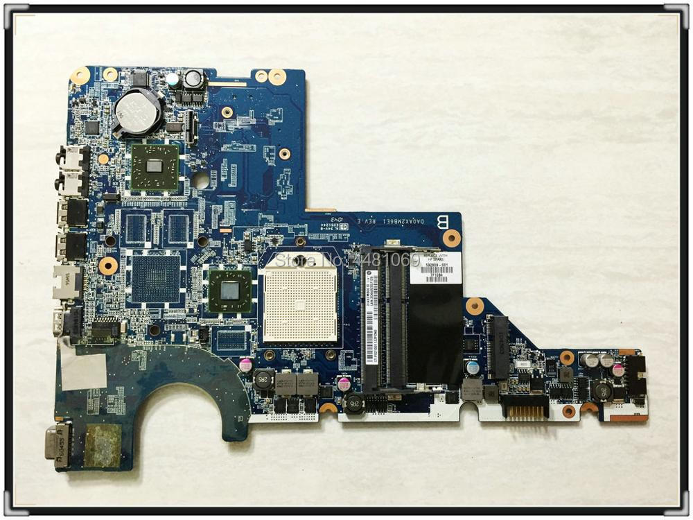 for HP G62 CQ62 CQ42 G42 motherboard 592809-001 DA0AX2MB6E0 DA0AX2MB6E1 DA0AX2MB6F0 G62-244CA G62-339WM G62-341NR G62-340USfor HP G62 CQ62 CQ42 G42 motherboard 592809-001 DA0AX2MB6E0 DA0AX2MB6E1 DA0AX2MB6F0 G62-244CA G62-339WM G62-341NR G62-340US