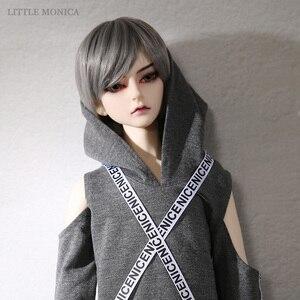 Recién llegado, muñeca BJD 1/3 Littlemonica LM Luke, muñeca de resina, modelo genial, muñeca de niños, juguetes de alta calidad para los mejores regalos para chicas