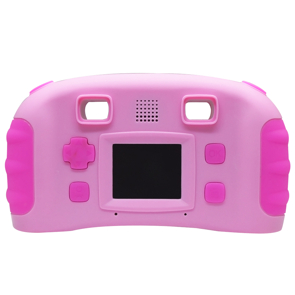 Nieuwste 1.77 inch HD Cute Kids Play Game Camera voor Kinderen Digitale Video HD Camcorder DV voor Vakantie Verjaardag Gi
