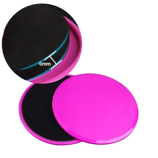 XC Gliding Discs Slider Yoga Fitness Disc Sliding Plate Glide Plates For Exercise Abs Butts Legs Yoga Workout Fitness Equipment
