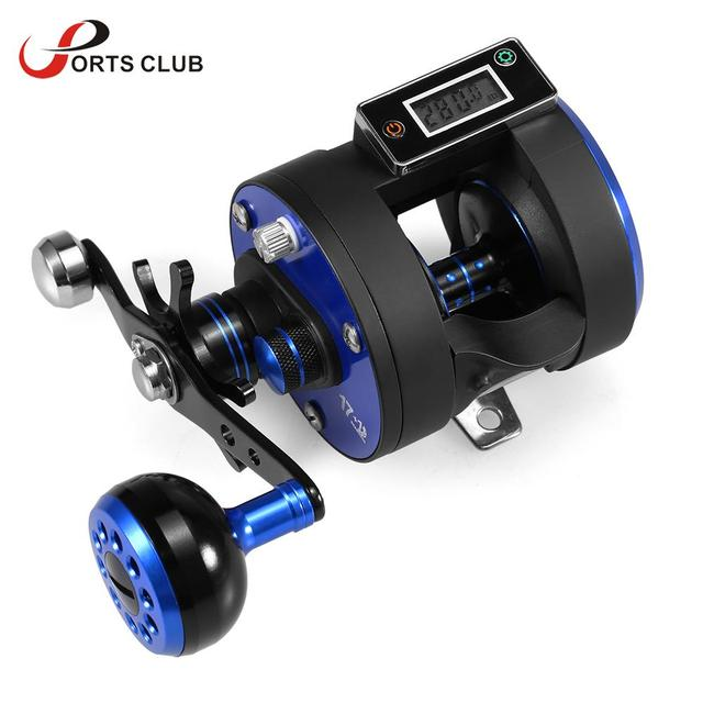 best fishing Electronic Counting Reel
