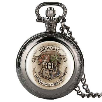 Wall Clock Quartz Pocket Watch for Men Animal Assemblage Watches Teenager Creative Necklace Vintage
