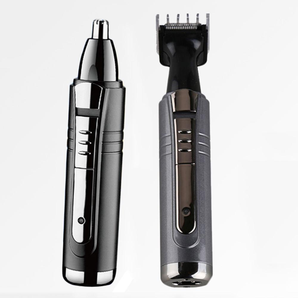 Portable Nose Clipper Ear Machine Hair Trimmer Beard Men Kit Grooming Shaving Cutting Nose & Ear Trimmer Tools