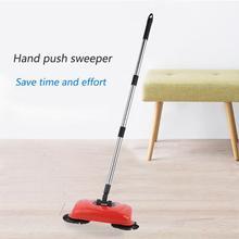 Stainless Steel Sweeping Machine Push Type Magic Broom Dustp