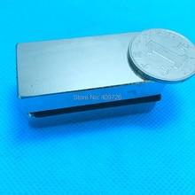36 шт. блок 50x25x10 мм N50 Супер Сильные редкоземельные магниты неодимовый магнит Высокое качество