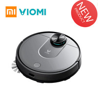 XIAOMI VIOMI V2 Robot Vacuum Cleaner Home Automatic Sweeping Dust Collector Smart Planned Mobile App Control Cleaning Machine